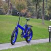 "20"" Fat Tire 250W Folding Electric Bike"