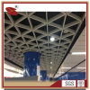 China Supplier Fire-Proof Powder Coated Aluminum Grid Ceiling