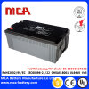 Deep Cycle AGM Batteries 12V VRLA Battery Rechargeable VRLA Battery