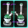 Green Color Newest Design Pokemon Tobacco Glass Smoking Water Pipe