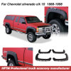 Car Accessories Injection Mould Fender Flares for Chevrolet Silverado C K 10 1988-1998