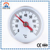 Custom Analog Temperature Gauge for High Temperature