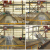 Hot DIP Galvanizing Steel Tube Tower