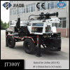 300m Trailer Mounted Portable Water Well Drilling Rigs