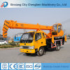 Construction Used China 6 Ton Truck Crane with Ce SGS Certificates
