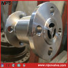 Nozzle Type Forged Steel Flanged Axial Flow Check Valve