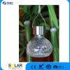Solar LED Crackle Glass Ball -Sphere-Orb Light