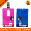 High Speed Credit Card USB3.0 Pen Drive (YT-3101-3.0)