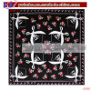 Cotton Bandana Headwear Wrist Wrap Headtie Printed Scarf (C1112)