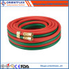 Flexible Rubber Twin Welding Hose / Gas Cutting Hose