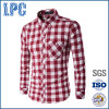 100%Cotton Spandex Promotional Fashion Long Sleeve Shirt