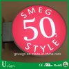 Stainless Steel Advertising Light Box