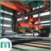 Overhead Bridge Crane with Magnet for Main Hook Capacity 16 Ton- 32 Ton