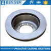 Ts16949 OEM Casting Brake Disc Rotor Car/Truck/Motorcycle/Auto Brake Disc Parts Precision Investment Lost Wax Casting Factory