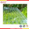 100% Virgin Material 50um UV Coating Alveolar Policarbonato Sheet