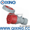 Qixing Industry Connector 400V 16A 4p 6h IP67