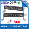 Single-Row LED Driving Light Bar for Jeep Lighting
