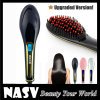 High Quality LCD Display Electric Hair Straightener Brush