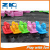 Indoor and Outdoor Colorful Horse Plastic Rider for Kindergarten