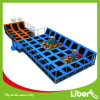 Teenager Indoor Park Games Equipment Trampoline