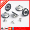 Cooperate with Brand Companies Various Colors Screw Jean Button