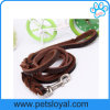 Factory Direct Leather Dog Lead for Large Pet Leash (HP-102)