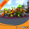 Colorful LLDPE Plastic Outdoor Playground for Kids