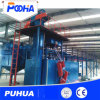 Ce Approved Overhead Chain Through Type Shot Blasting Machine