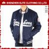 Wholesale Plain Custom College Varsity Jacket Nylon