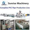 Plastic PVC Pipe Making Machine