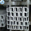 Hot Rolled 321 Stainless Steel Channel Bar with 5~19m Length