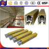 Safety Aluminum Sliding Rails for Power Distribution