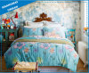 Spring Floral Cotton Duvet Cover Bedding Set