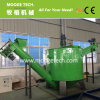 hot washer tank for plastic bottle recycling line