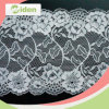 15cm Elastic Frech Flower Design Chantilly Lace for Wholesale