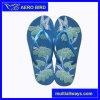 Flower&Butterfly Engraved Print Girls Flip Flops (15K222)