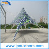 Dia16m Outdoor Single Top Event Canopy Star Shade Tent