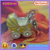 Alloy Perambulator Pendant Bassinet Charms Jewellry 18065-1