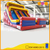 Aoqi Inflatables Cheap Price Inflatable Double Red and Yellow Slide (AQ943-2)