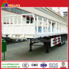 3 Axle 48FT Container Transporting Skeleton Semi Trailer