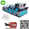 High Speed Auto Rewinding Roll Bathroom Paper Making Machine Supplier