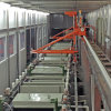 SGS Electro-Plating Line Metal Finishing Machine