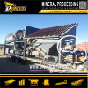Placer Mining Sand Ore Washing Trommel Plant Gold Recovery Machine