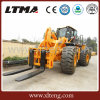 Ltma Forklift Attachment 32 Ton Forklift Front Loader for Handling Stone