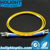 St to St Single Mode Fiber Optic Patch Cords