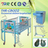 Thr-CB002 Stainless Steel Hospital Cartoon Childern Bed