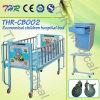 Thr-CB002 Stainless Steel Hospital Cartoon Childern Bed