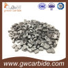 Tungsten Carbide Brazed Tips for Cutting Tool