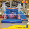 Dolphin Inflatable Jump Bouncer Slide Inflatable Undersea World Combo (AQ01742)