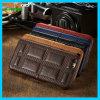 Retro Style Lattice Leather Phone Case for iPhone7 Plus